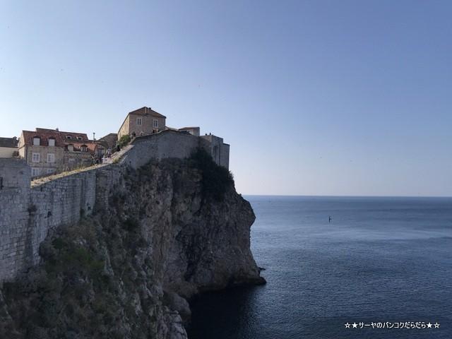 ドブロブニク城壁巡り wall Dubrovnik 魔女の宅急便 (11)