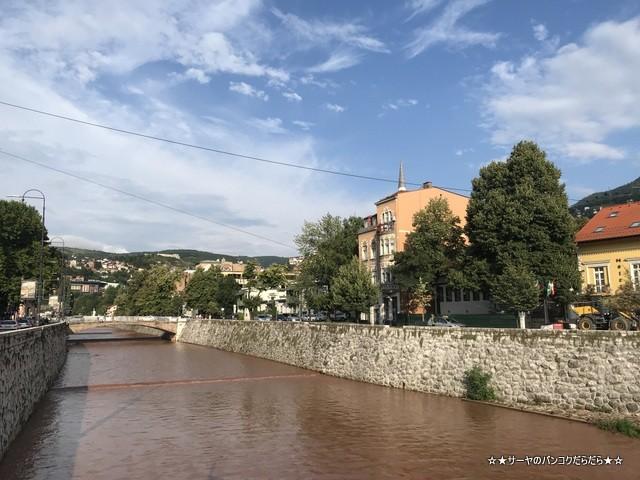 sarajevo sightseen 川