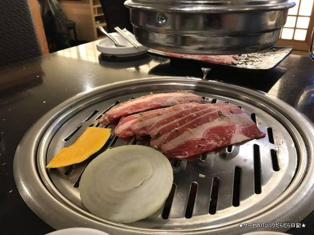 ボンガ 新大久保 韓国料理 牛焼肉 (5)