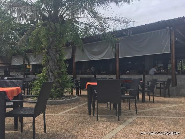クラビ タイ Krabi 秘境 レストラン (2)