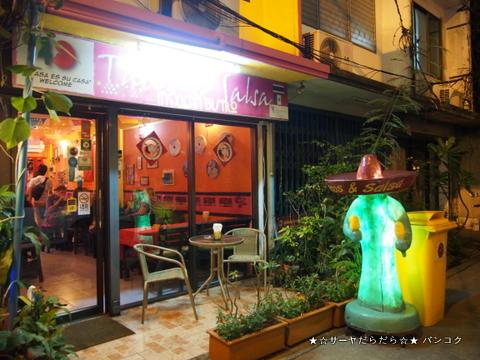 タコサルサ TACOS & SALSA メキシカン バンコク