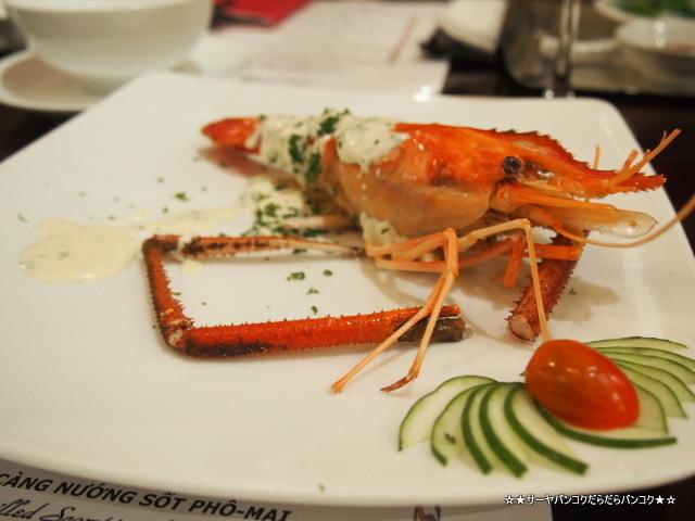 Nam Phan Restaurant カイシルク ベトナム料理 ホーチミン