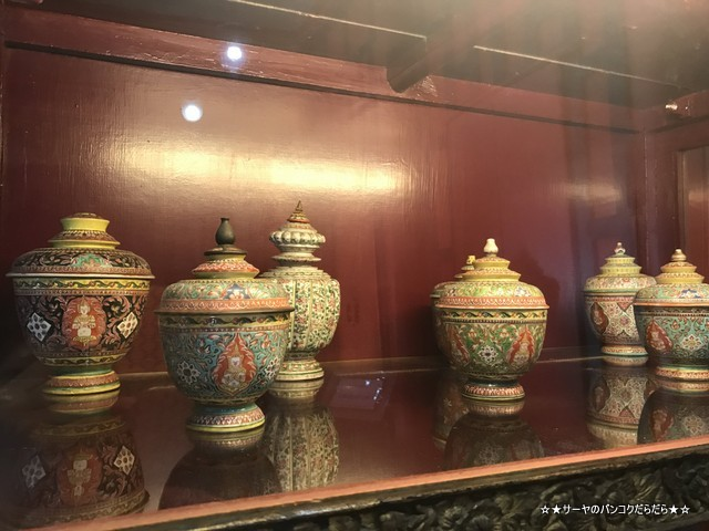 bangkok national museum バンコク国立博物館 (40)