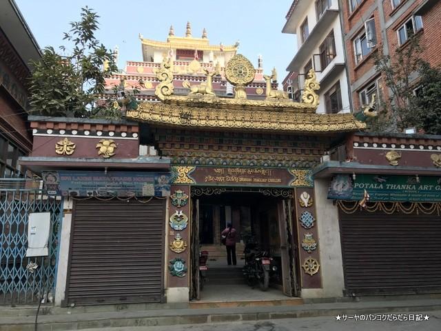 カテシンブーストゥーパ  Kaathe Swyambhu Shee (3)