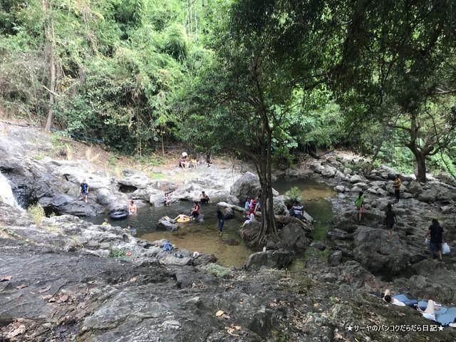 Sarika Waterfall サリカ滝 ナコンナヨック おすすめ 日帰り (10)