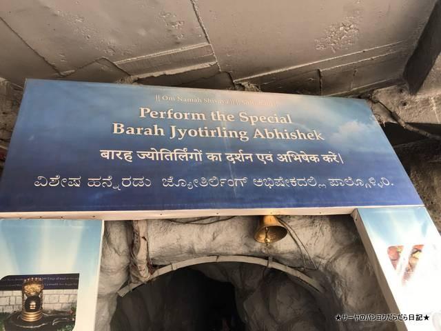 シヴァ寺にあるシヴァ神の像 shivoham shiva temple (14)
