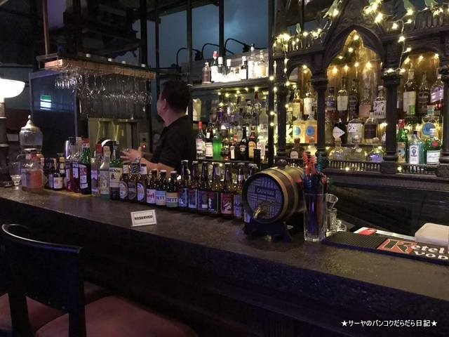 smalls bar bangkok 夜遊び サトーン オシャレ デート (7)