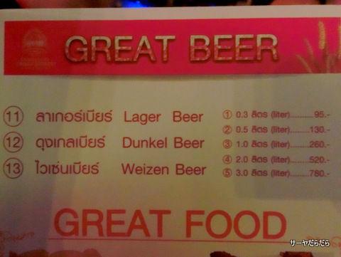 タワンデーン ビール バンコク 11