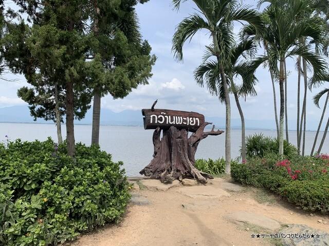 クワンパヤオ湖 パヤオ タイ (2)