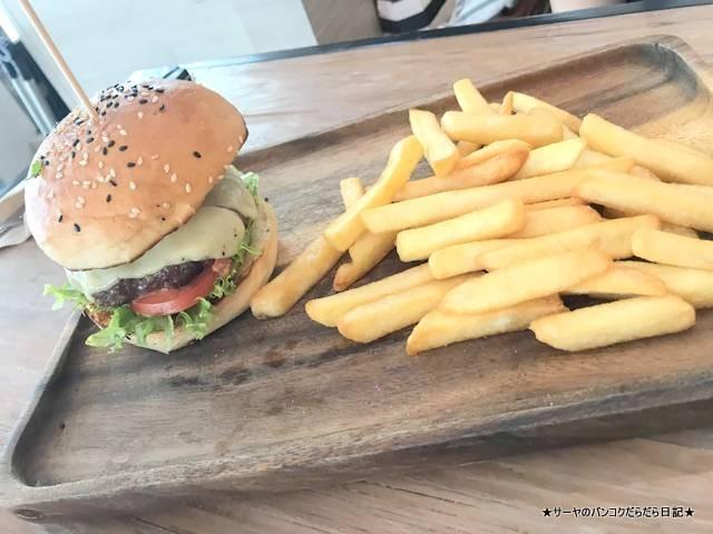 Bad Burger バーガー バンコク アソーク 肉 (4)