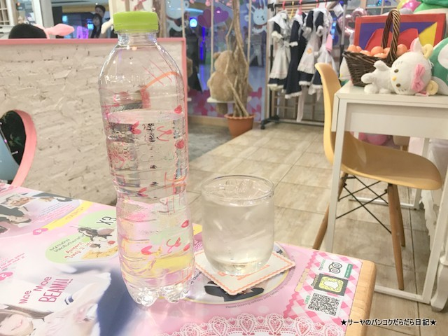 メイドカフェ バンコク maidreamin めいどりーみん 夢の国 (9)