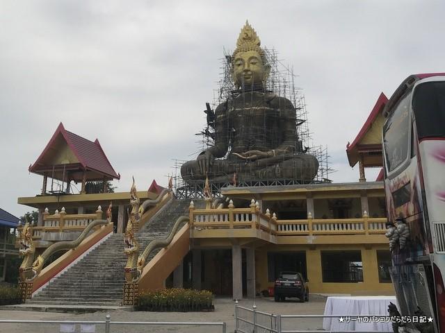 Wat Phra Borommathat ワット ターク タンブン (1)