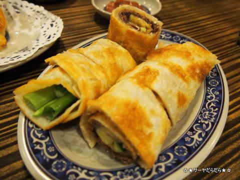 盛園絲瓜湯包 台北 小龍包 美味しい グルメ