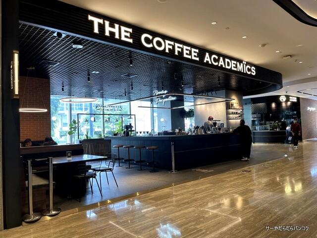 The Coffee Academics Thailand カフェ (1)