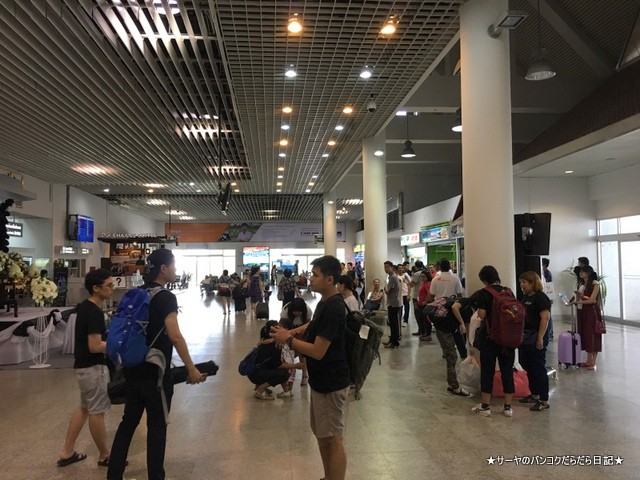 Krabi Airport クラビ空港 (4)