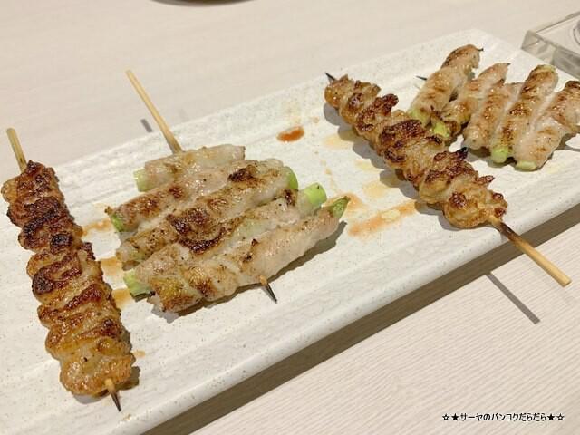 minamitei 南亭 焼き鳥 バンコク スリウォン タイ 和食 (13)