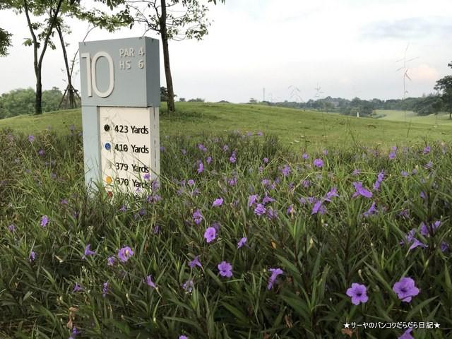 Riverdale Golf Club バンコク 人気 ゴルフ (1)