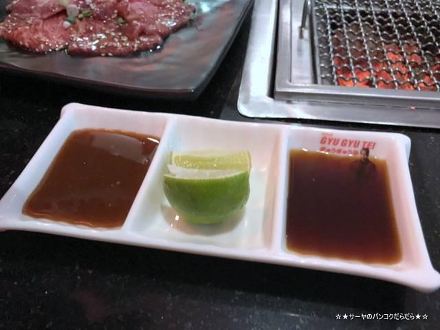 gyumura bangkok 焼肉 バンコク 牛村 おすすめ (4)