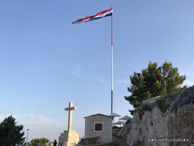 スルジ山 ロープウェイ ドゥブロブニク クロアチア (17)