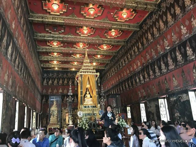Buddhaisawan Chapel バンコク国立博物館