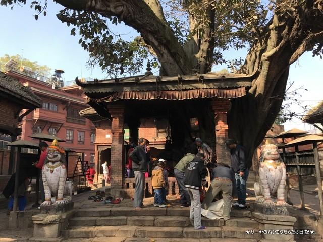 Bhaktapur バクタプル カトマンズ 世界遺産 王宮前広場 (3)