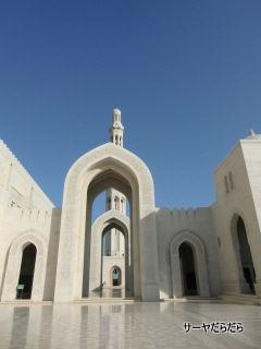 カブース国王のグランドモスク 9