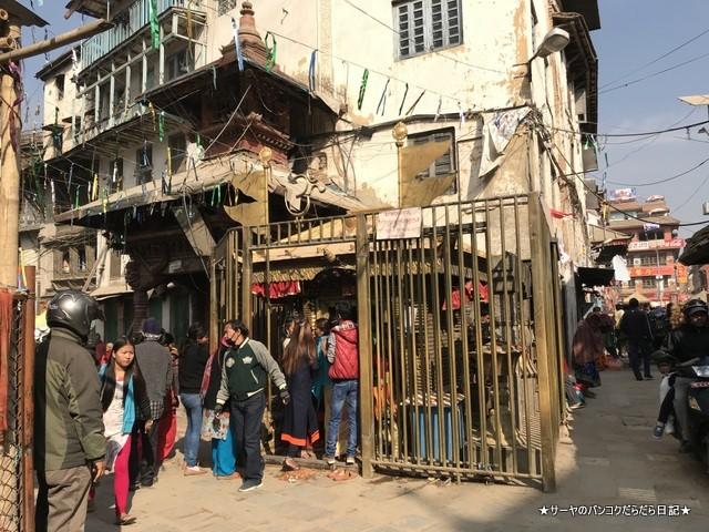 ダルバール広場 Durbar Square カトマンズ Khathmans (4)