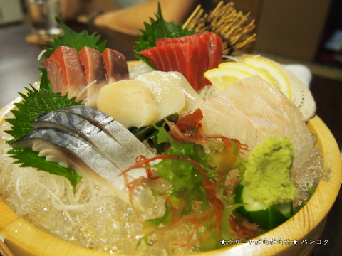 三陸寿司 バンコク 日本料理 レストラン