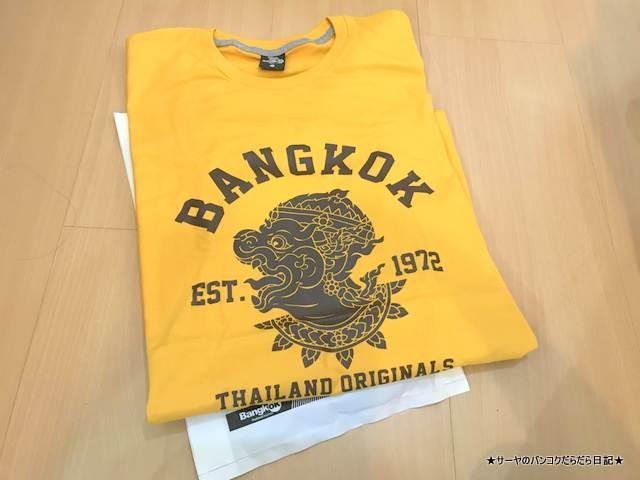 Bangkok OK T-shirt タイ土産 バンコク Tシャツ (1)