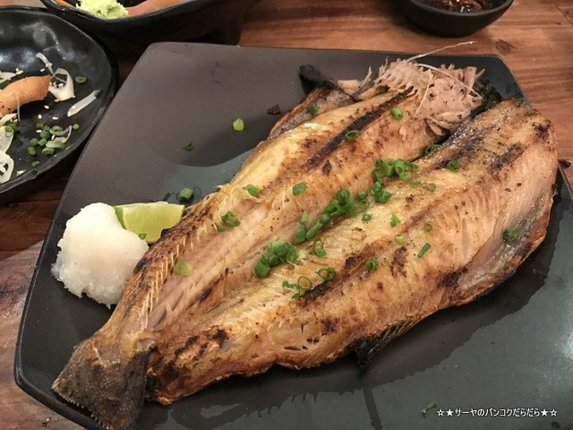 kenshin 剣心 Bangkok Japanese バンコク 和食 (9)