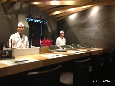 小樽寿司 バンコク 1