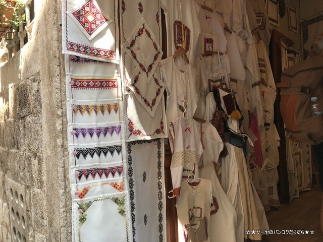 ドゥブロヴニク 日本語OK 土産 クロアチア刺繍 (3)