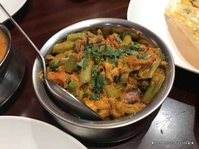 ベジタリアン インド レストラン バンコク ドーサ (7)