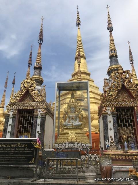 Wat Phra Borommathat ワット ターク タンブン (10)