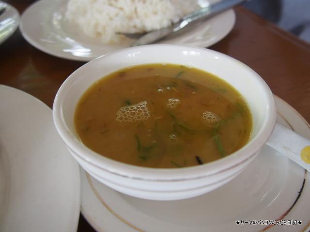 チャイティーヨー・パゴダ ランチ レストラン ミャンマー