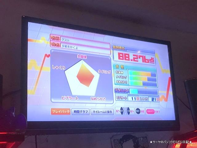 orionbar オリオンバー バンコク カラオケ (1)