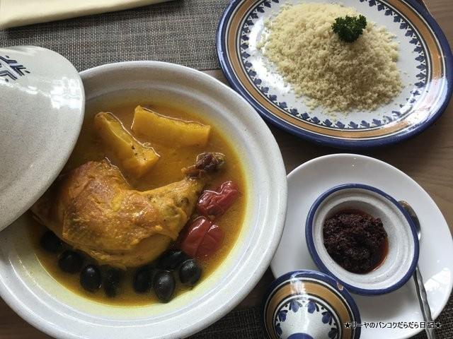 Crepes & Co Tajine Zitoun bangkok オシャレ トンロー (1)