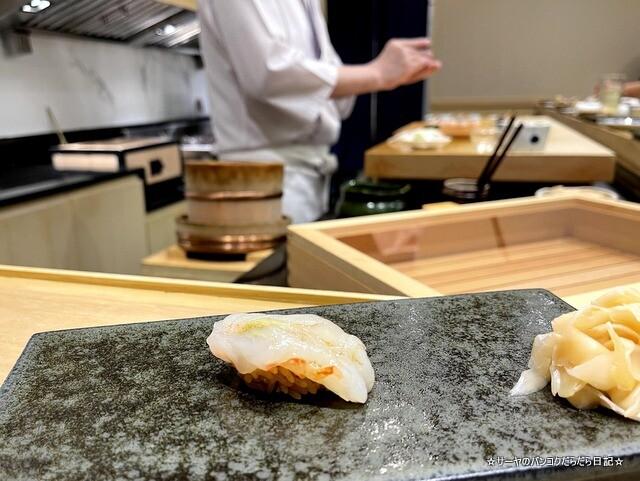 鮨 みさき 空 SUSHI MISAKI SORA sushi  バンコク (15)