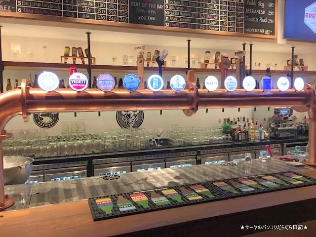 Brewski bangkok craft beer バンコク ルーフトップ (4)