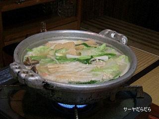 20101109 瀬里奈 鍋 5