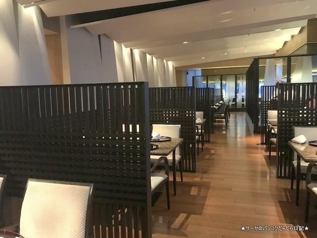 Bangkok Okura Yamazato 高級 和食 バンコク (4)
