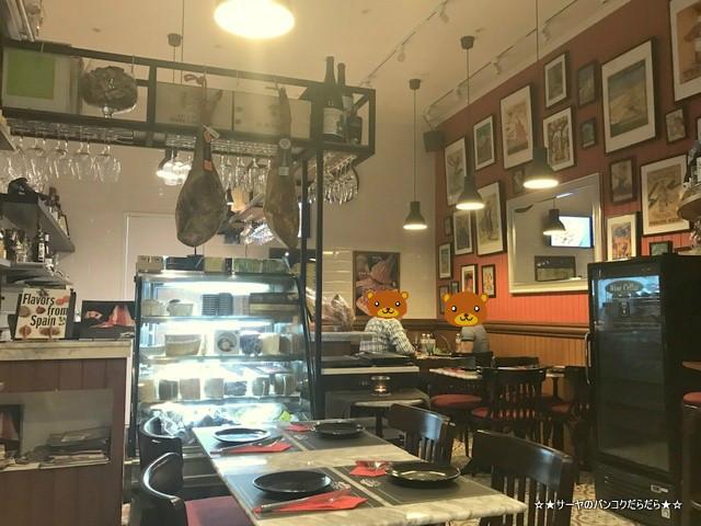 バンコク プラカノンにあるスパニッシュ Casa Teo