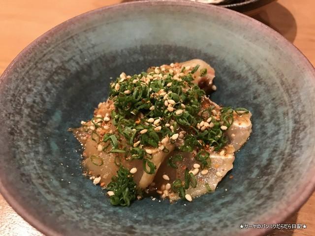 さぶ 貝 和食 カウンター バンコク (10)