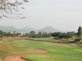 20101210 kaoyai golf club 4