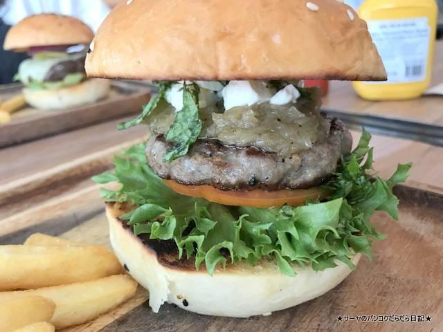 Bad Burger バーガー バンコク アソーク 肉 (6)