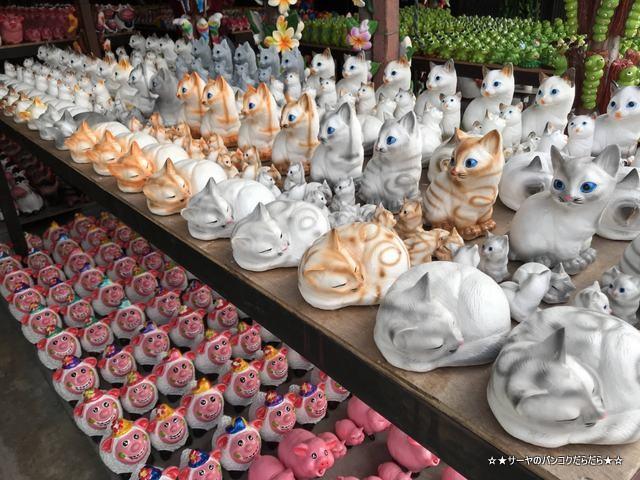 園芸市場 ナコンナヨック Klong 15 Tree Market Rangsit (15)