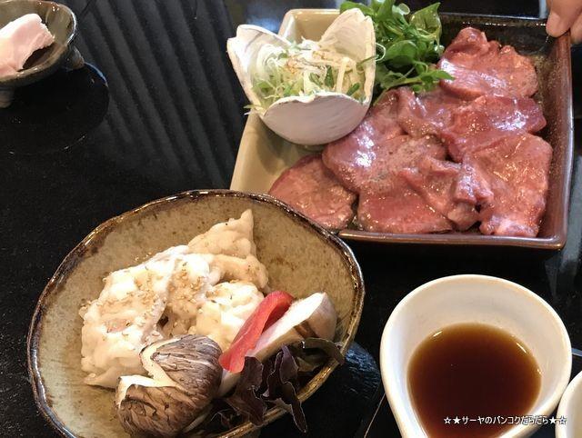 銀竜焼肉研究所 バンコク 焼き肉 日本料理 2019 (4)