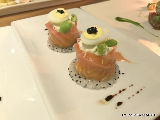 Chez Francois フレンチ サムイ 美味しい ディナー (5)