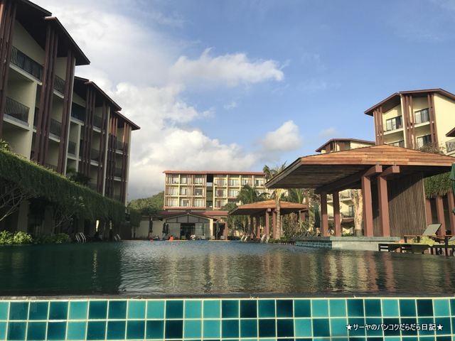 dusit phu quoc vietnam pool