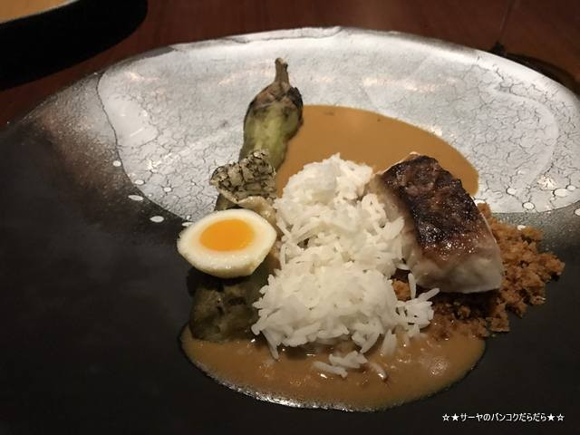 SAAWAAN Michelin 2019 タイ料理 バンコク curry マッサマン